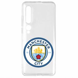 Чехол для Xiaomi Mi10/10 Pro Manchester City