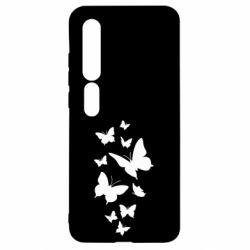 Чехол для Xiaomi Mi10/10 Pro Many butterflies