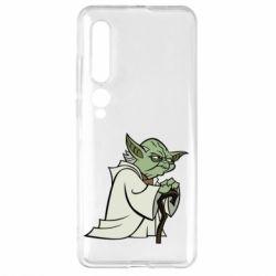 Чехол для Xiaomi Mi10/10 Pro Master Yoda