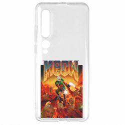 Чехол для Xiaomi Mi10/10 Pro Meow Doom