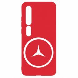 Чехол для Xiaomi Mi10/10 Pro Mercedes new logo