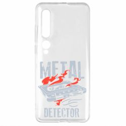 Чехол для Xiaomi Mi10/10 Pro Metal detector