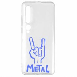 Чехол для Xiaomi Mi10/10 Pro Metal