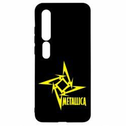 Чехол для Xiaomi Mi10/10 Pro Логотип Metallica