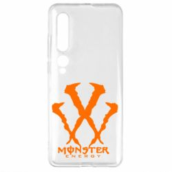 Чехол для Xiaomi Mi10/10 Pro Monster Energy W