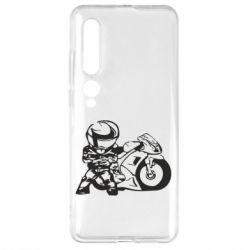 Чехол для Xiaomi Mi10/10 Pro Мотоциклист
