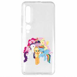 Чехол для Xiaomi Mi10/10 Pro My Little Pony