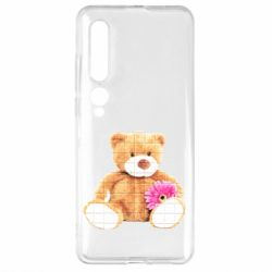 Чехол для Xiaomi Mi10/10 Pro М'який ведмедик