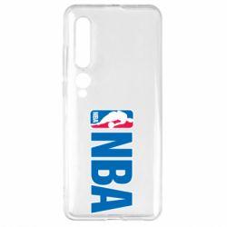 Чехол для Xiaomi Mi10/10 Pro NBA Logo