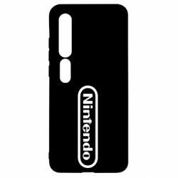 Чехол для Xiaomi Mi10/10 Pro Nintendo logo