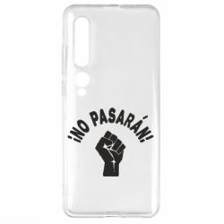 Чехол для Xiaomi Mi10/10 Pro No Pasaran