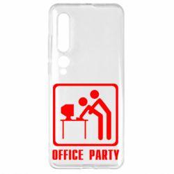 Чехол для Xiaomi Mi10/10 Pro Office Party