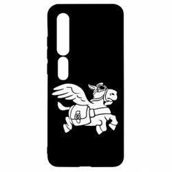 Чехол для Xiaomi Mi10/10 Pro Осел-курьер (Dota 2)