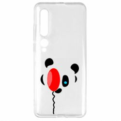 Чехол для Xiaomi Mi10/10 Pro Panda and red balloon