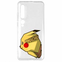 Чехол для Xiaomi Mi10/10 Pro Pikachu