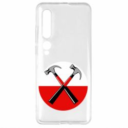 Чехол для Xiaomi Mi10/10 Pro Pink Floyd Main Logo