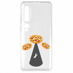Чехол для Xiaomi Mi10/10 Pro Pizza UFO