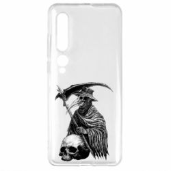 Чехол для Xiaomi Mi10/10 Pro Plague Doctor graphic arts