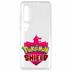 Чехол для Xiaomi Mi10/10 Pro Pokemon shield