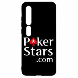Чехол для Xiaomi Mi10/10 Pro Poker Stars