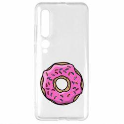 Чехол для Xiaomi Mi10/10 Pro Пончик Гомера