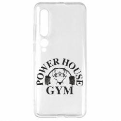 Чехол для Xiaomi Mi10/10 Pro Power House Gym