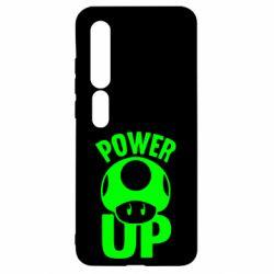 Чехол для Xiaomi Mi10/10 Pro Power Up гриб Марио