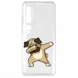 Чехол для Xiaomi Mi10/10 Pro Pug Swag