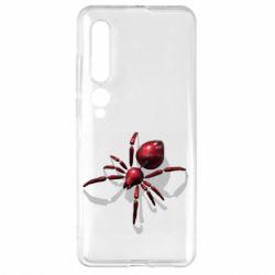 Чехол для Xiaomi Mi10/10 Pro Red spider