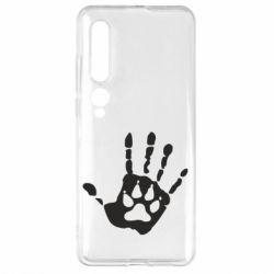 Чехол для Xiaomi Mi10/10 Pro Рука волка