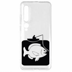 Чехол для Xiaomi Mi10/10 Pro Рыба на крючке