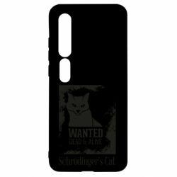 Чехол для Xiaomi Mi10/10 Pro Schrödinger's cat is wanted