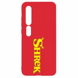 Чехол для Xiaomi Mi10/10 Pro Shrek
