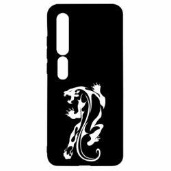 Чехол для Xiaomi Mi10/10 Pro Silhouette of a tiger