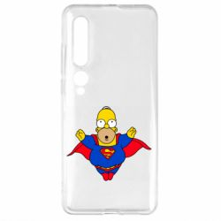 Чехол для Xiaomi Mi10/10 Pro Simpson superman