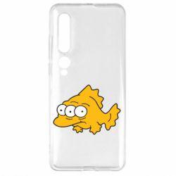 Чехол для Xiaomi Mi10/10 Pro Simpsons three eyed fish