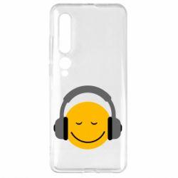 Чехол для Xiaomi Mi10/10 Pro Smile in the headphones
