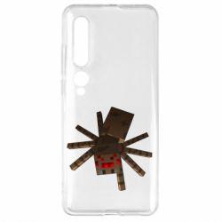 Чехол для Xiaomi Mi10/10 Pro Spider from Minecraft
