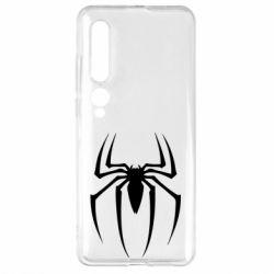 Чехол для Xiaomi Mi10/10 Pro Spider Man Logo