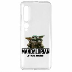 Чехол для Xiaomi Mi10/10 Pro Star Wars Yoda beby