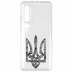 Чехол для Xiaomi Mi10/10 Pro Striped coat of arms