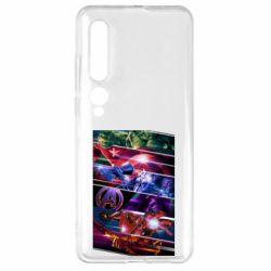 Чехол для Xiaomi Mi10/10 Pro Super power avengers