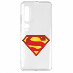 Чехол для Xiaomi Mi10/10 Pro Superman Classic