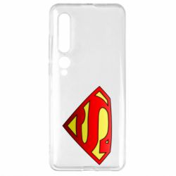 Чехол для Xiaomi Mi10/10 Pro Superman Logo