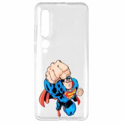 Чехол для Xiaomi Mi10/10 Pro Супермен Комікс