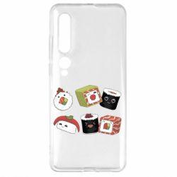 Чехол для Xiaomi Mi10/10 Pro Sushi