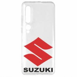 Чехол для Xiaomi Mi10/10 Pro Suzuki