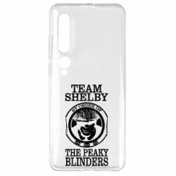 Чехол для Xiaomi Mi10/10 Pro Team Shelby the Peaky Blinders