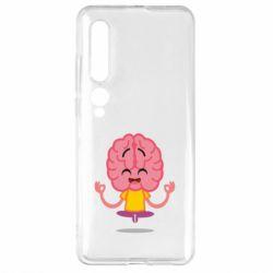Чехол для Xiaomi Mi10/10 Pro The brain meditates
