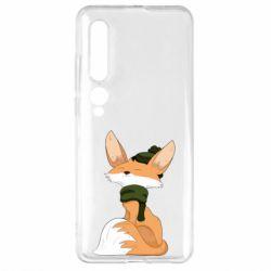 Чехол для Xiaomi Mi10/10 Pro The Fox in the Hat